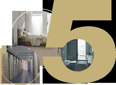 Klamovka 5 - prodej bytů
